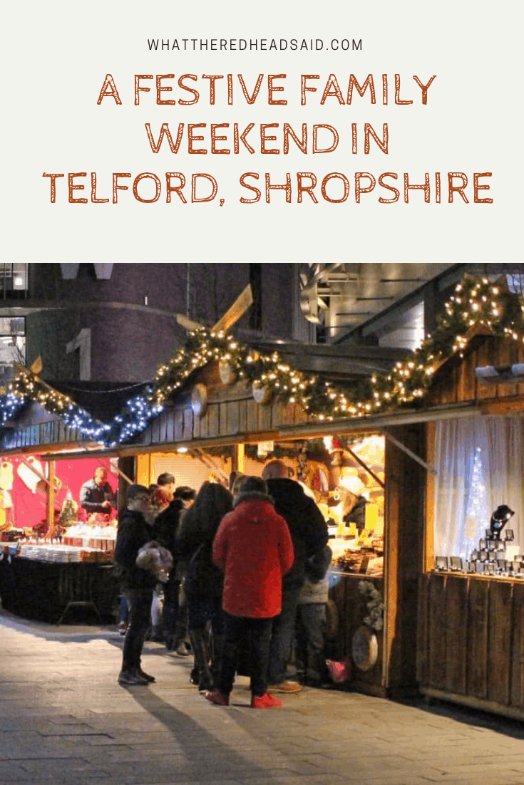A Festive Family Weekend - Days Out in Telford