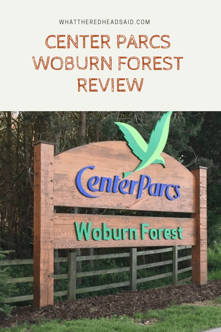 Center Parcs Woburn Forest {Activities and Entertainment} Review