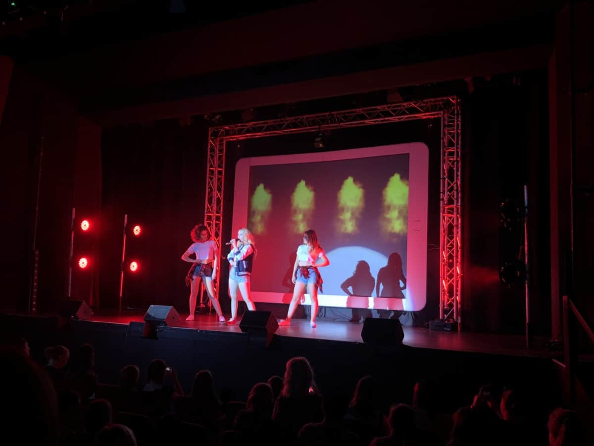 Pop Divas Live at Camberley Theatre