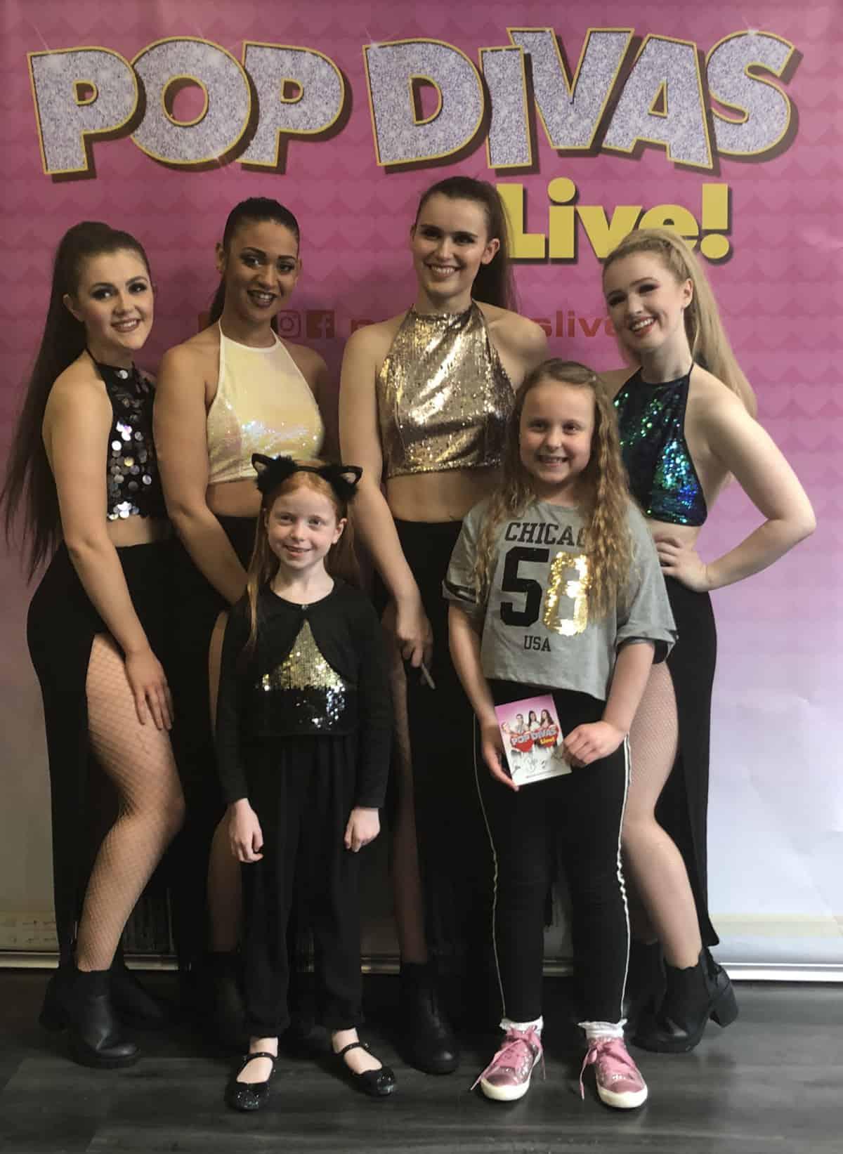 Pop Divas Camberley Theatre
