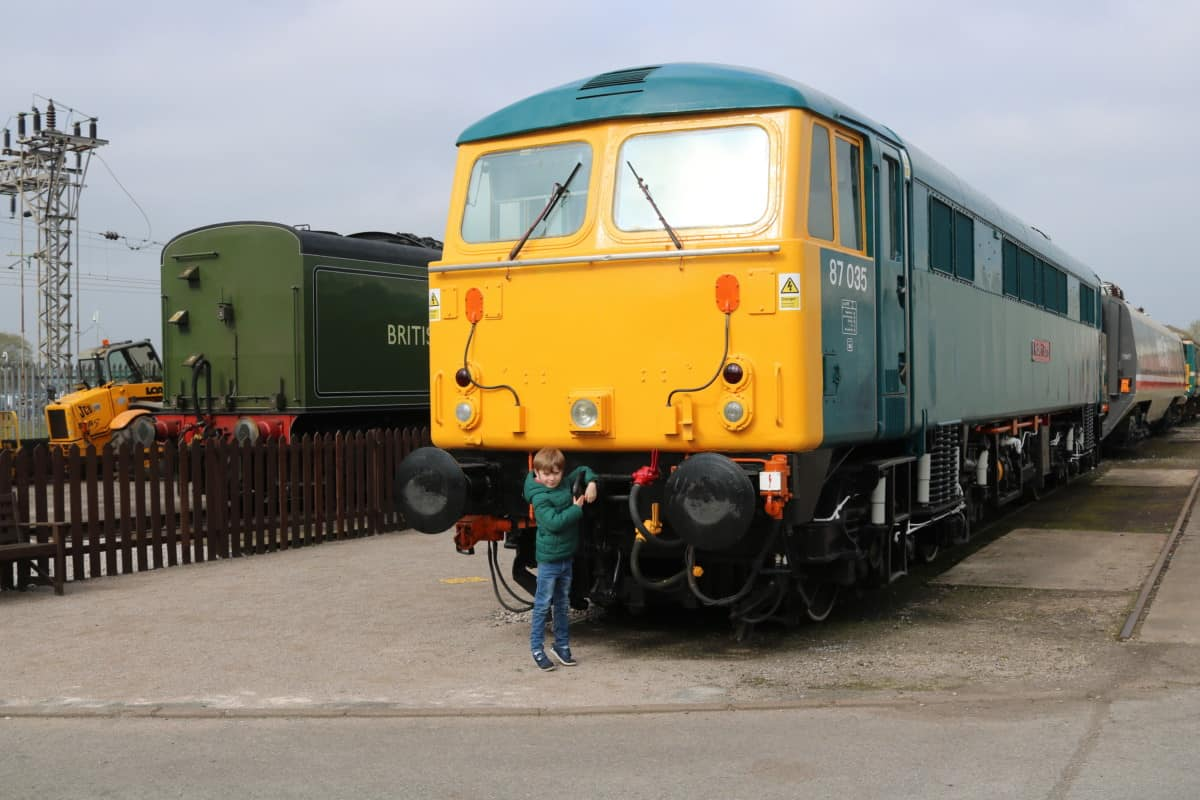 Crewe Heritage Centre Review