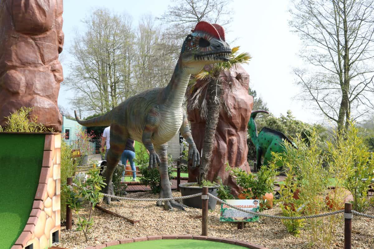 Jurassic Golf Bridgemere Review