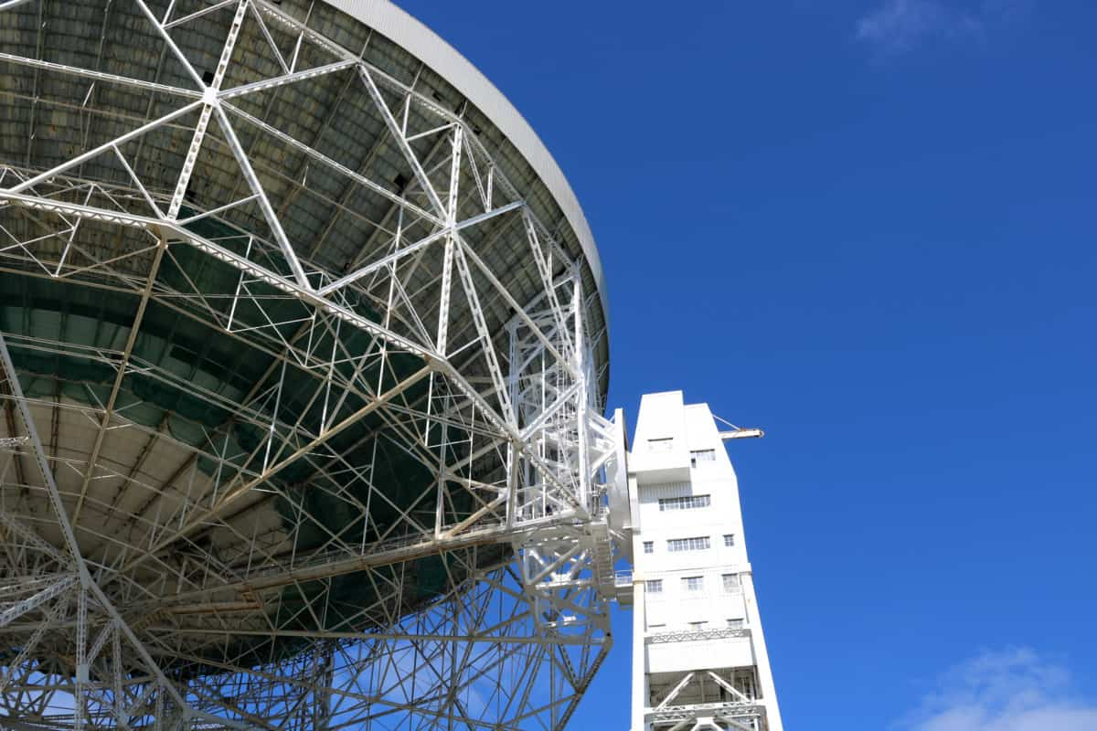 A Family Day Out at the Jodrell Bank Discovery Centre