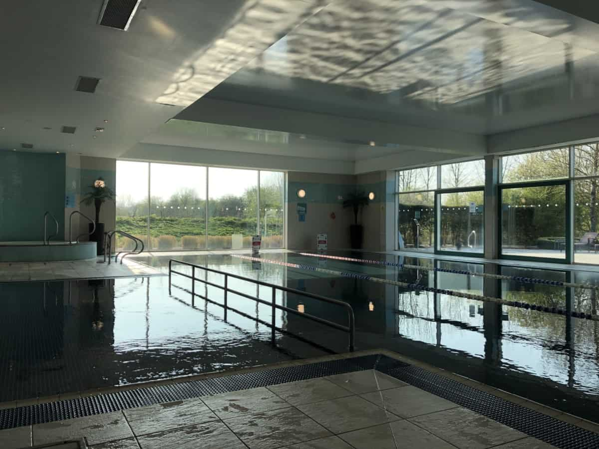 A Crowne Plaza Marlow Spa Break with Red Letter Days