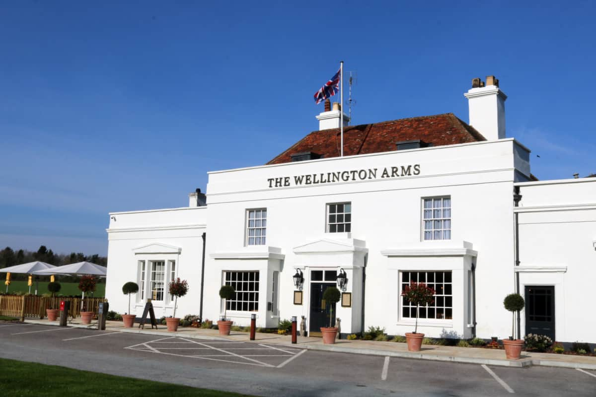 The Wellington Arms – Stratfield Turgis, Hampshire