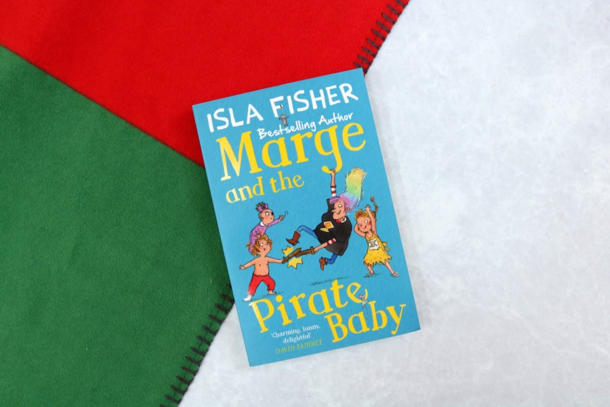 Isla Fisher - Marge and the Pirate Baby
