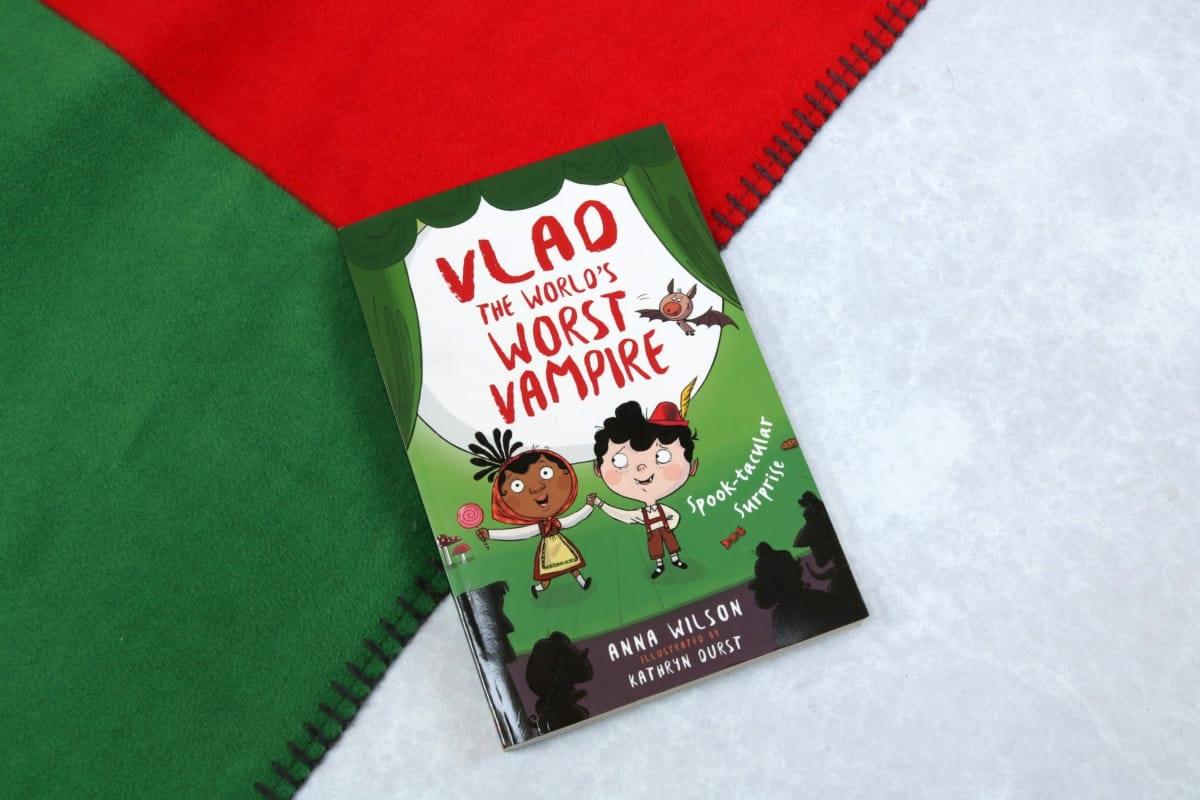 Vlad The World's Worst Vampire - Spooktacular Surprise - Anna Wilson