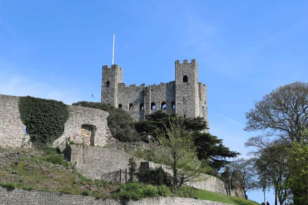 Rochester Castle - Rochester, Kent