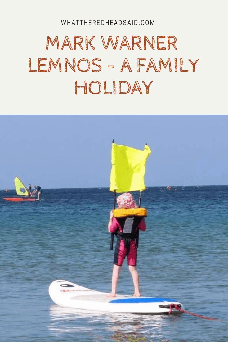 Mark Warner Lemnos - A Family Holiday