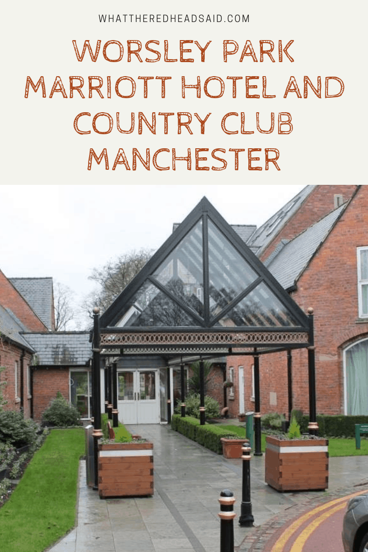 Worsley Park Marriott Hotel and Country Club - Manchester - Review