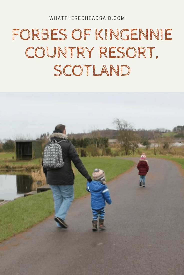 Forbes of Kingennie Country Resort, Scotland - Review
