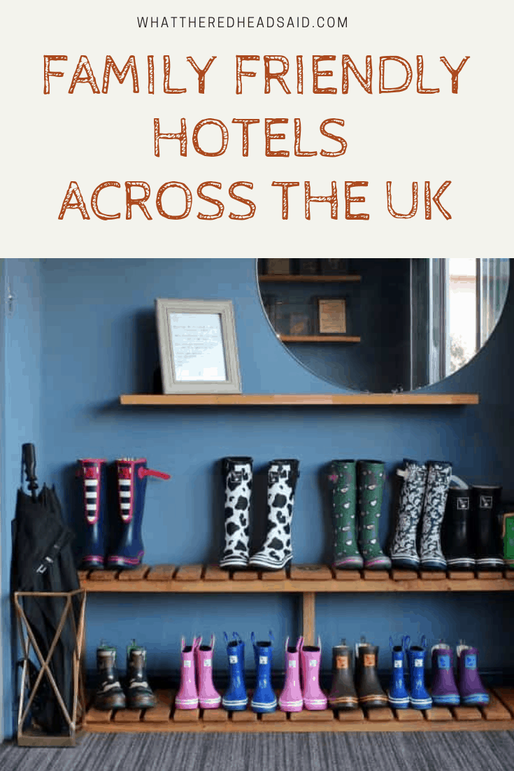 Family Friendly Hotels UK