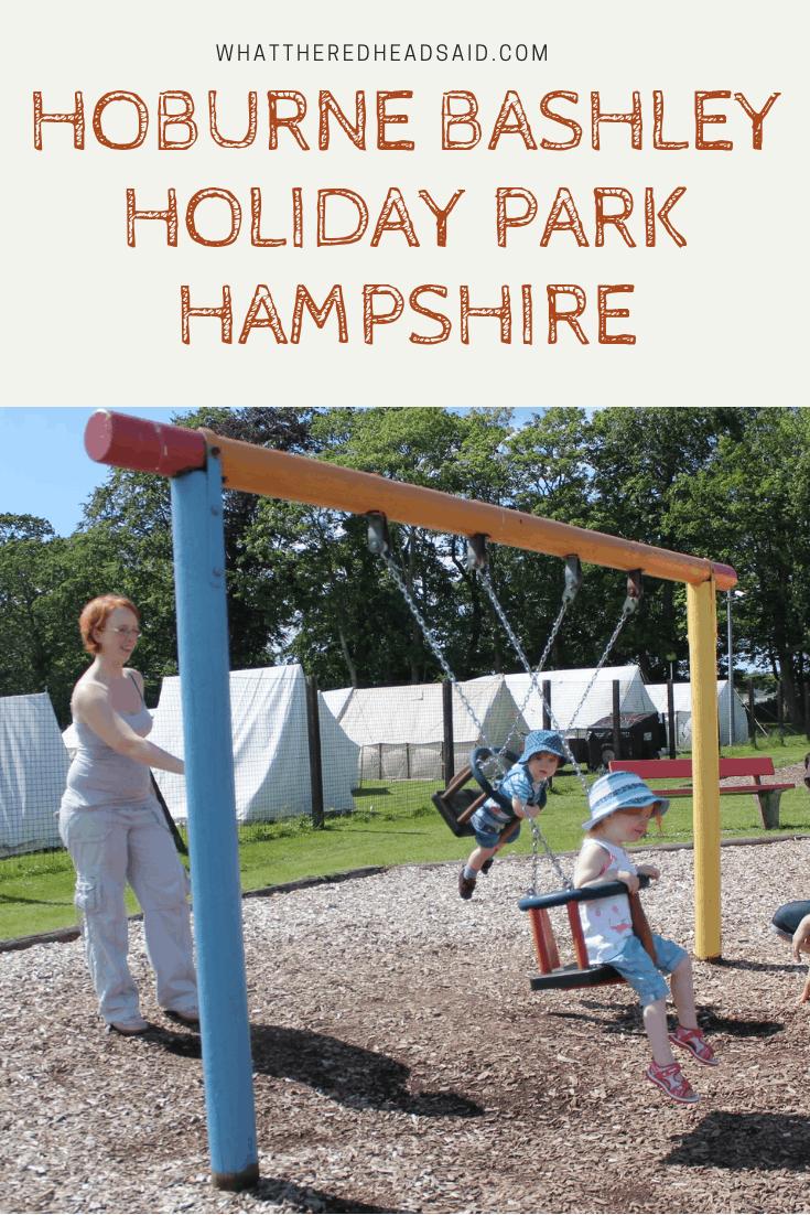 Hoburne Bashley Holiday Park, Hampshire - Review