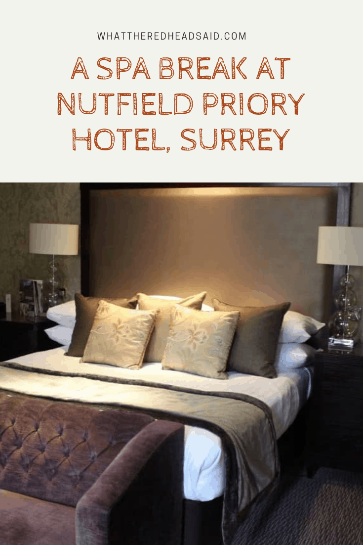 Nutfield Priory Hotel Health Club and Spa Weekend, Surrey - Hand Picked Hotels