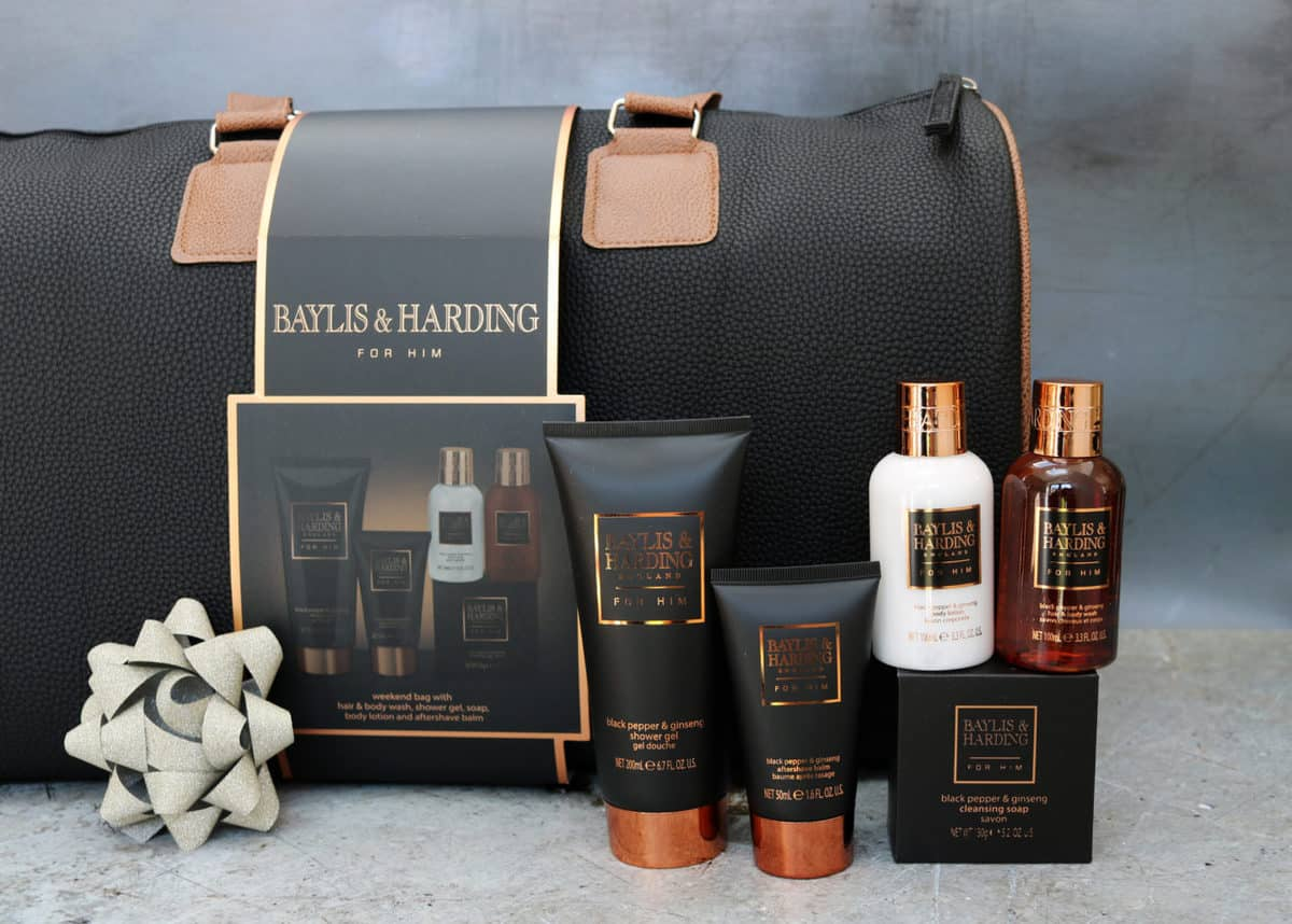 Father's Day Gift Guide Baylis and Harding gift set