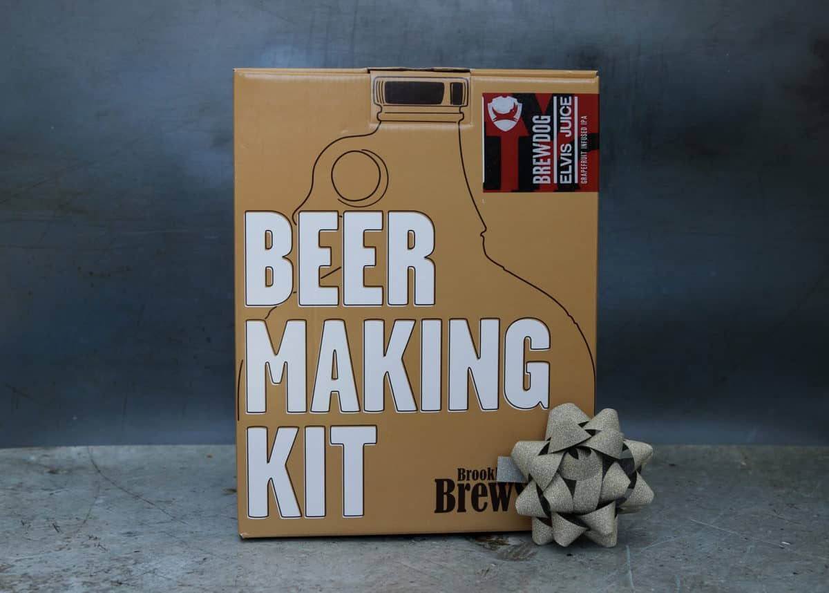 Father's Day Gift Guide Beer Making Kit