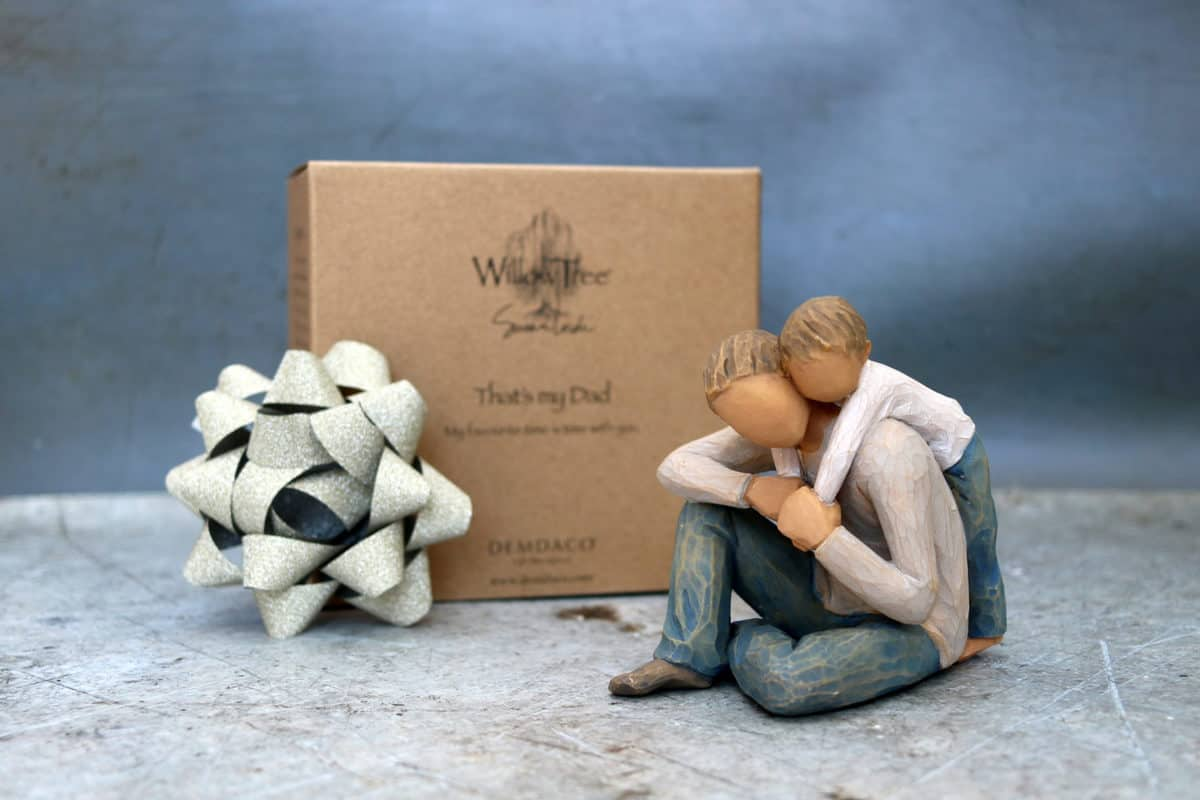 Father's Day Gift Guide Willow Tree