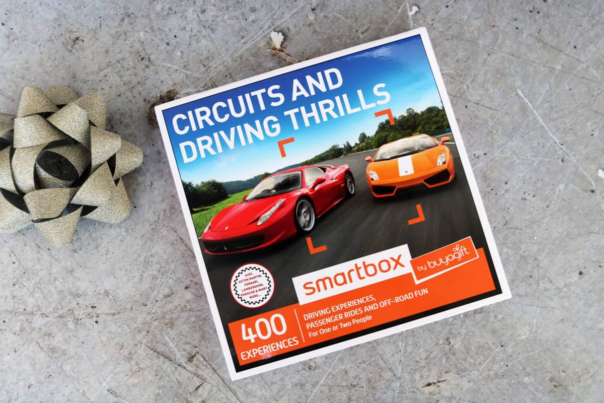 Father's Day Gift Guide Buyagift Circuits and Driving Thrills Smartbox
