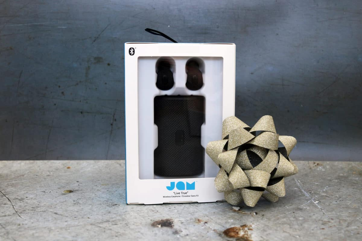 Father's Day Gift Guide Jam Live True earbuds