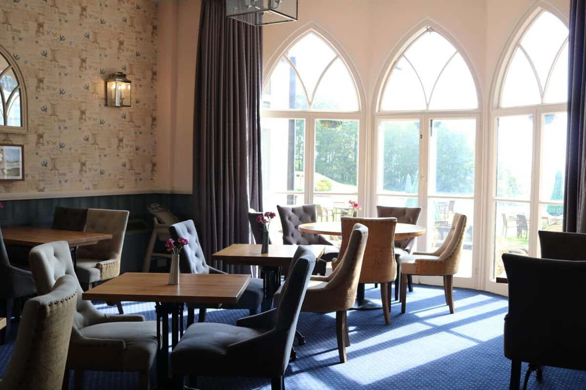 A Devon Weekend at the Langstone Cliff Hotel