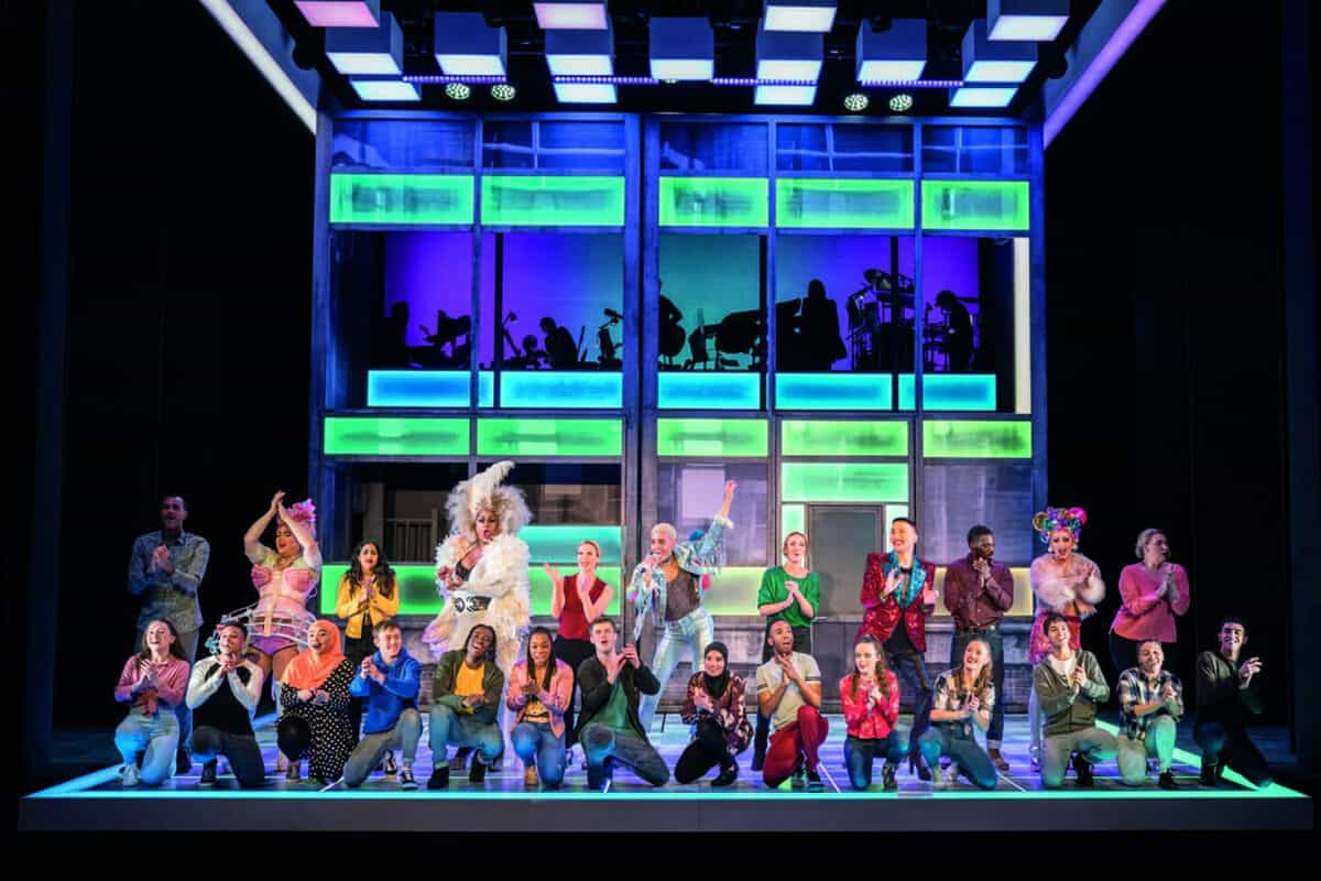 Everybody's Talking About Jamie - Apollo Theatre, London Review