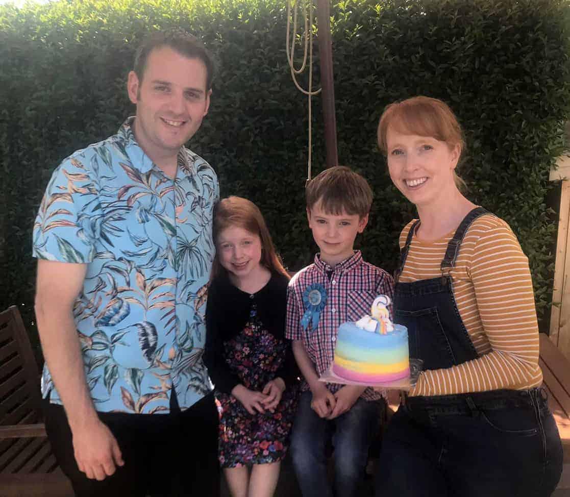Birthday Celebrations {The Ordinary Moments}