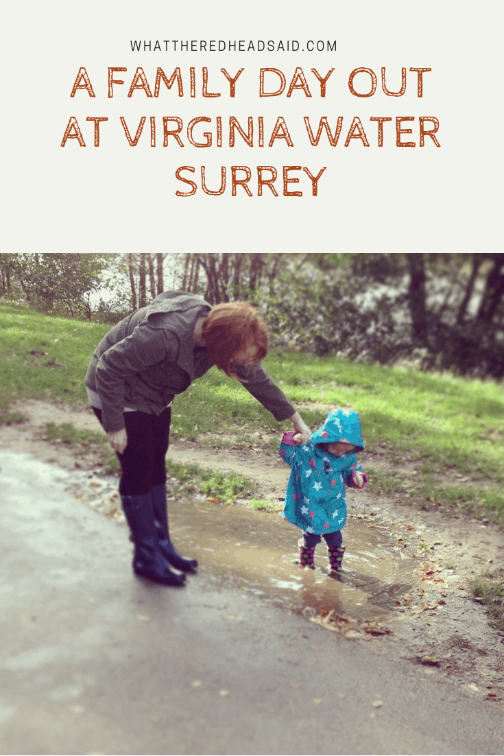 A Day Out at Virginia Water