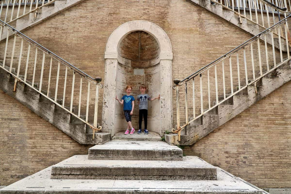 Tips for Visiting Rome with Kids