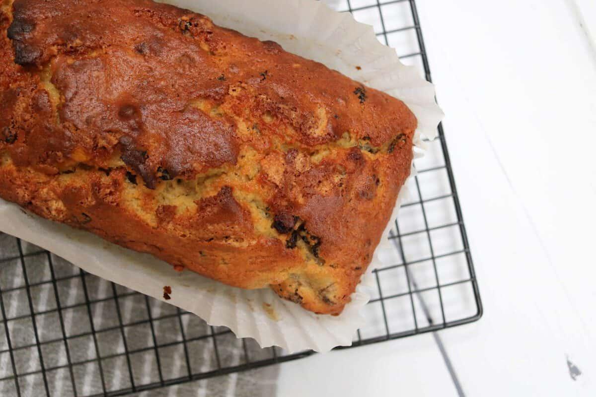Fruity Banana Cake Recipe