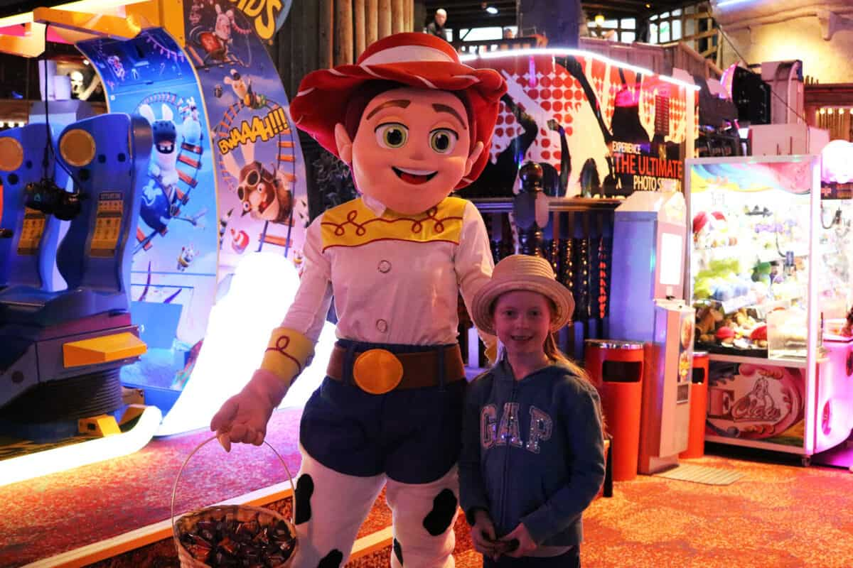Things to do at Coral Island Blackpool with Kids | AD