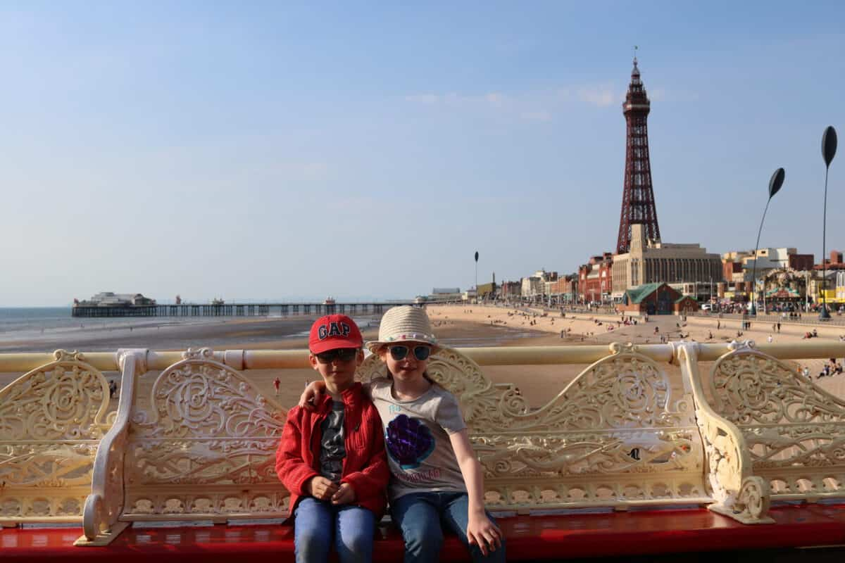 A Weekend in Blackpool {The Ordinary Moments}