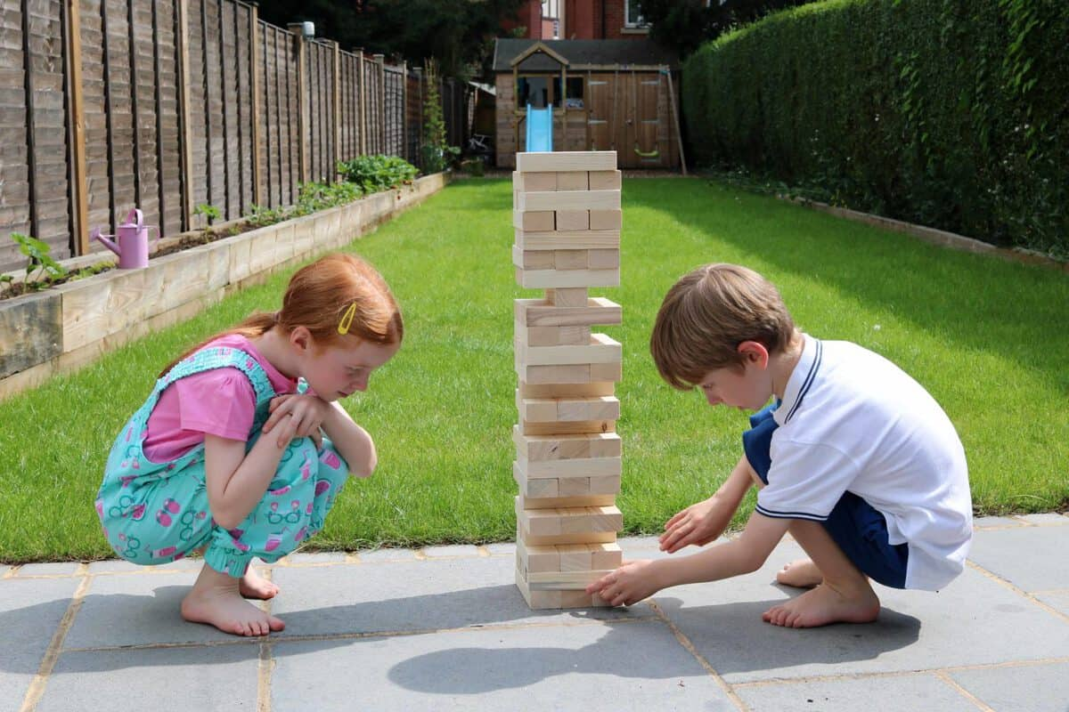 Entertaining the Children Inside or Out this Summer - Stack n Fall Studio.co.uk