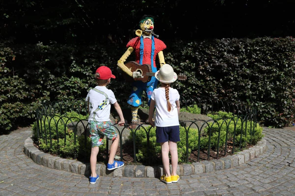 A Legoland Windsor Weekend at Hilton Bracknell