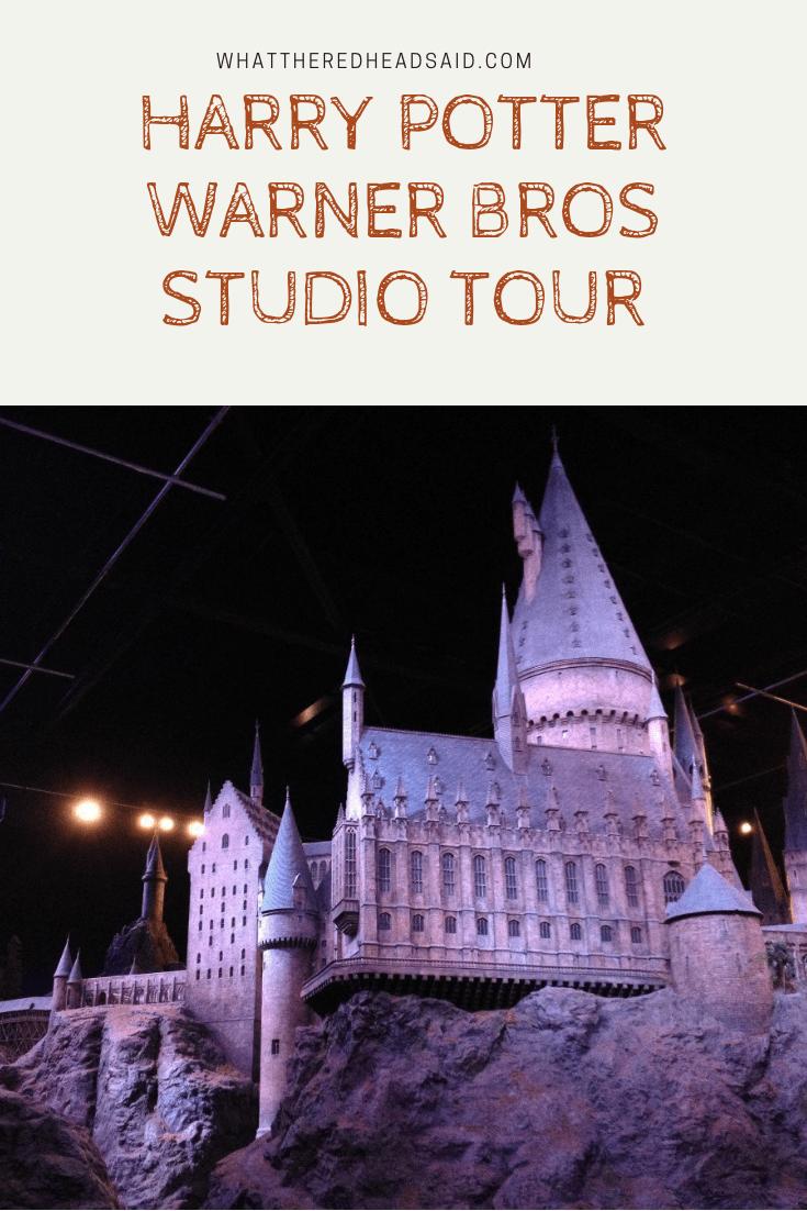 Warner Bros Studio Tour: The Making of Harry Potter #DarkArts Review
