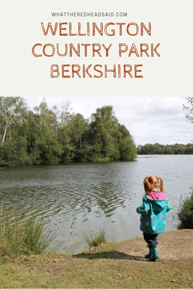 Wellington Country Park Berkshire