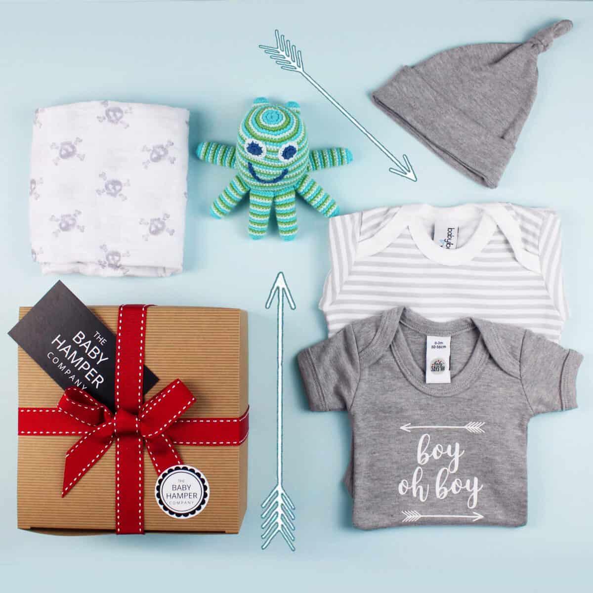 Baby Hamper Company Giveaway! | AD
