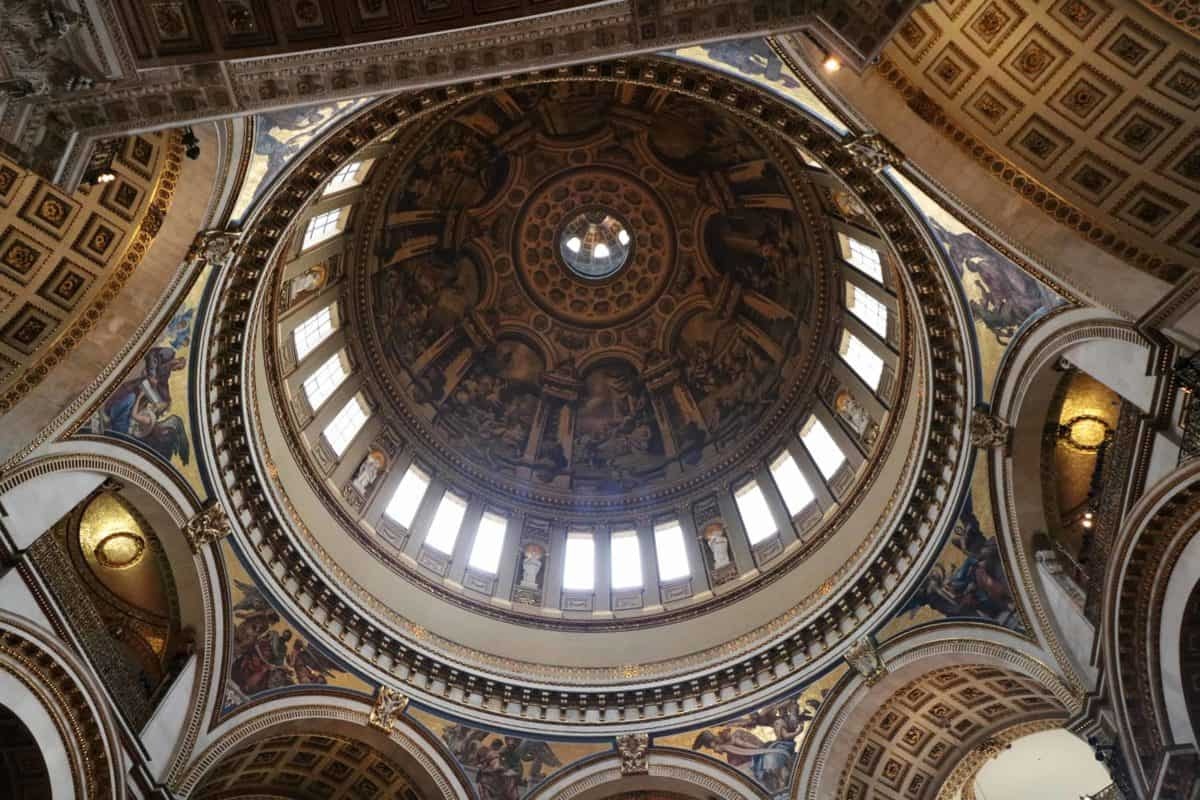 A Trip to St Paul's Cathedral - London with Kids