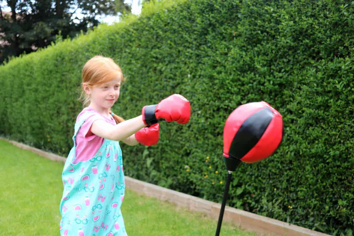 Entertaining the Children Inside or Out this Summer - Punch Bag and Gloves Studio.co.uk