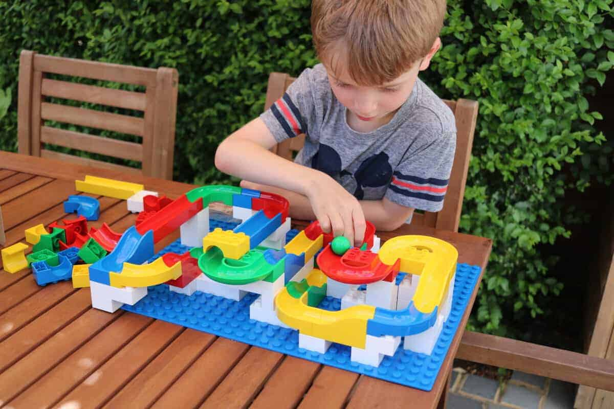 Hubelino Marble Run – A Innovative Construction Toy
