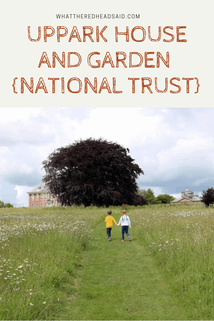 Uppark House and Garden {National Trust}