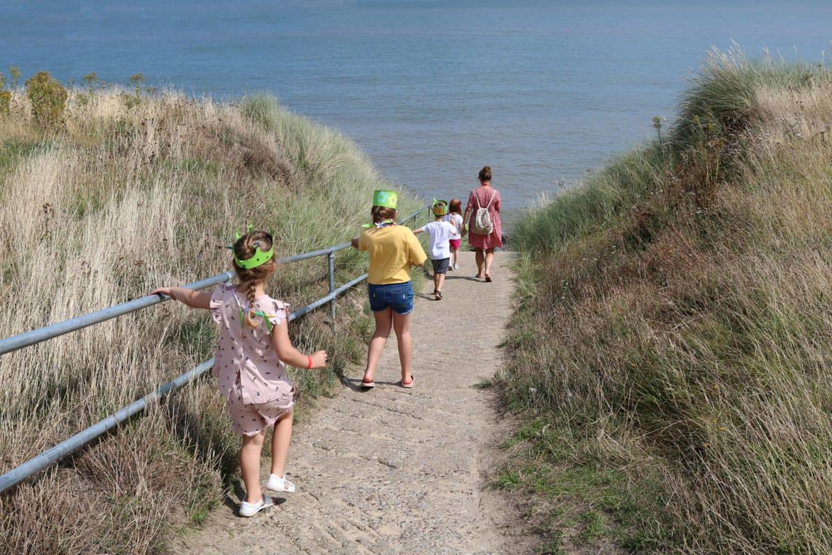 A Family Break at Potters Resort - Hopton-on-Sea, Norfolk