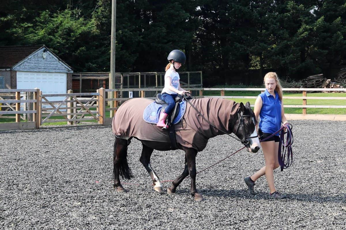 The Children's First Horse Riding Experience | AD