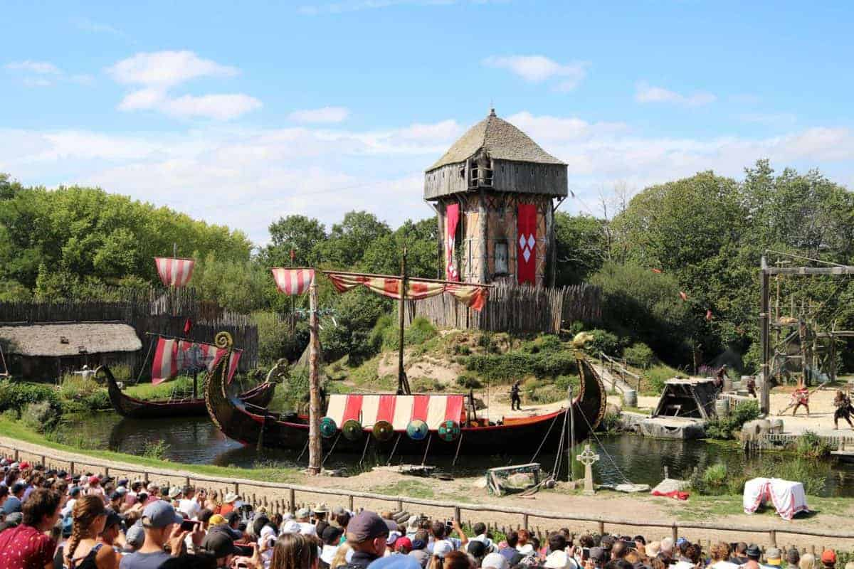 An Incredible Weekend at Puy du Fou