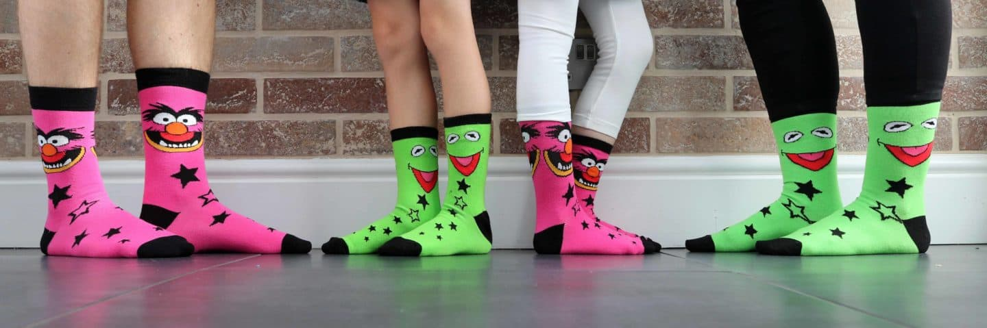 Socks for the Whole Family with Sock Shop - and Win! | AD