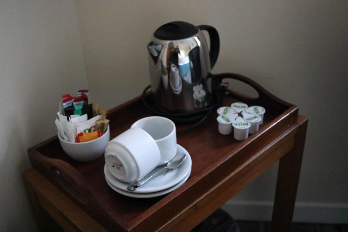 A Family Weekend at Knoll House Hotel Dorset - Tea and Coffee Facilities