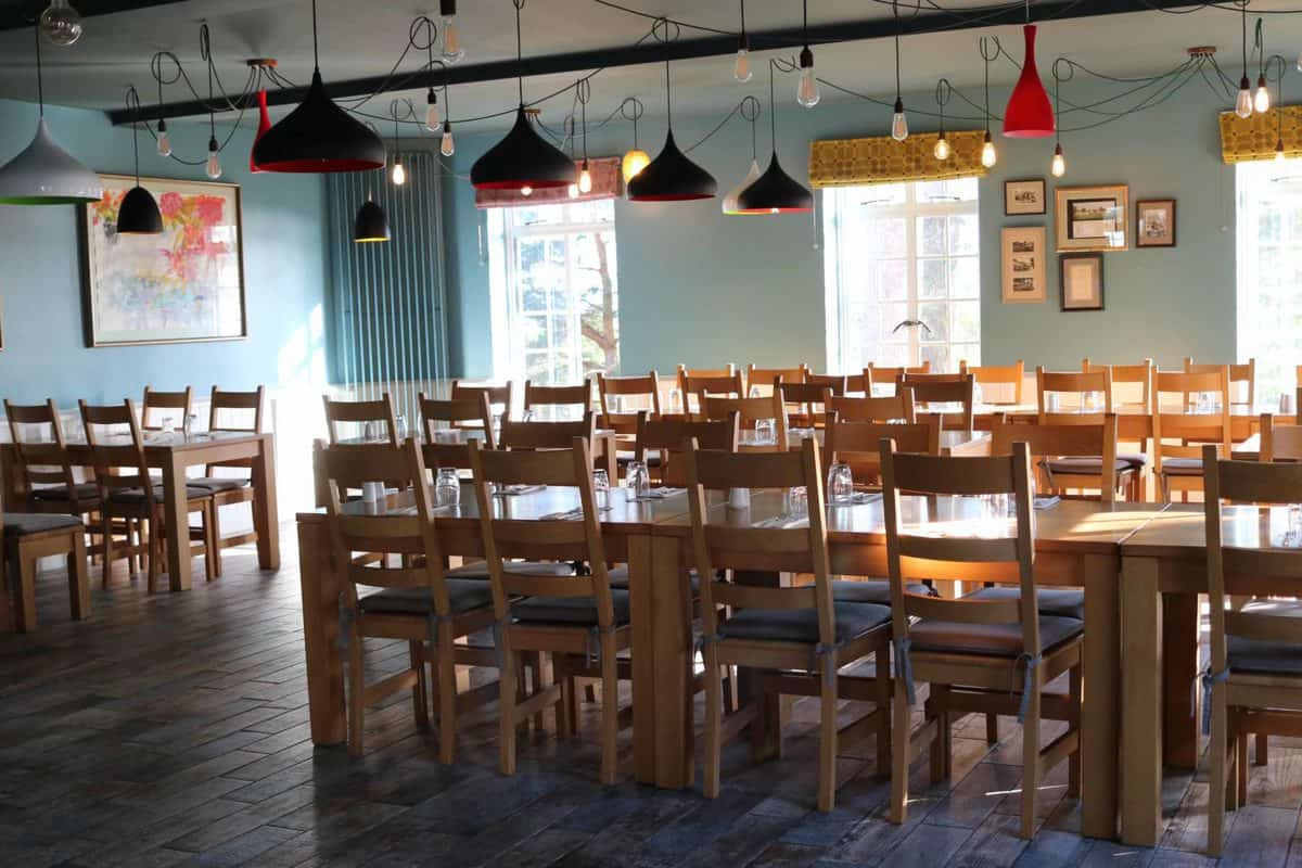 A Family Weekend at Knoll House Hotel Dorset - Bistro