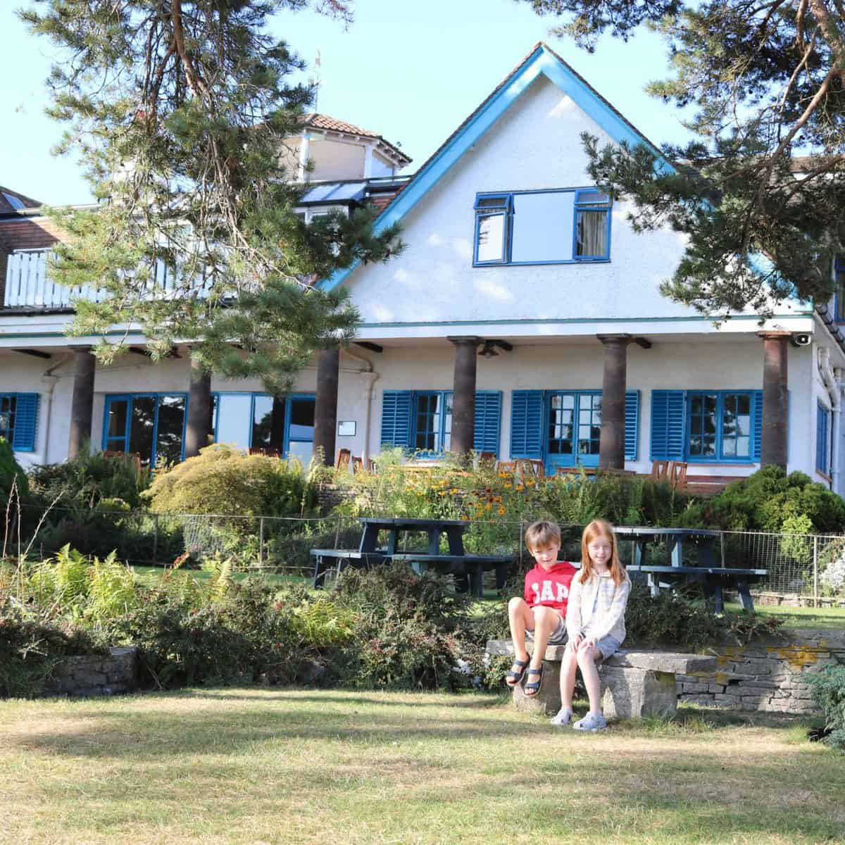 A Family Weekend at Knoll House Hotel Dorset - Grounds