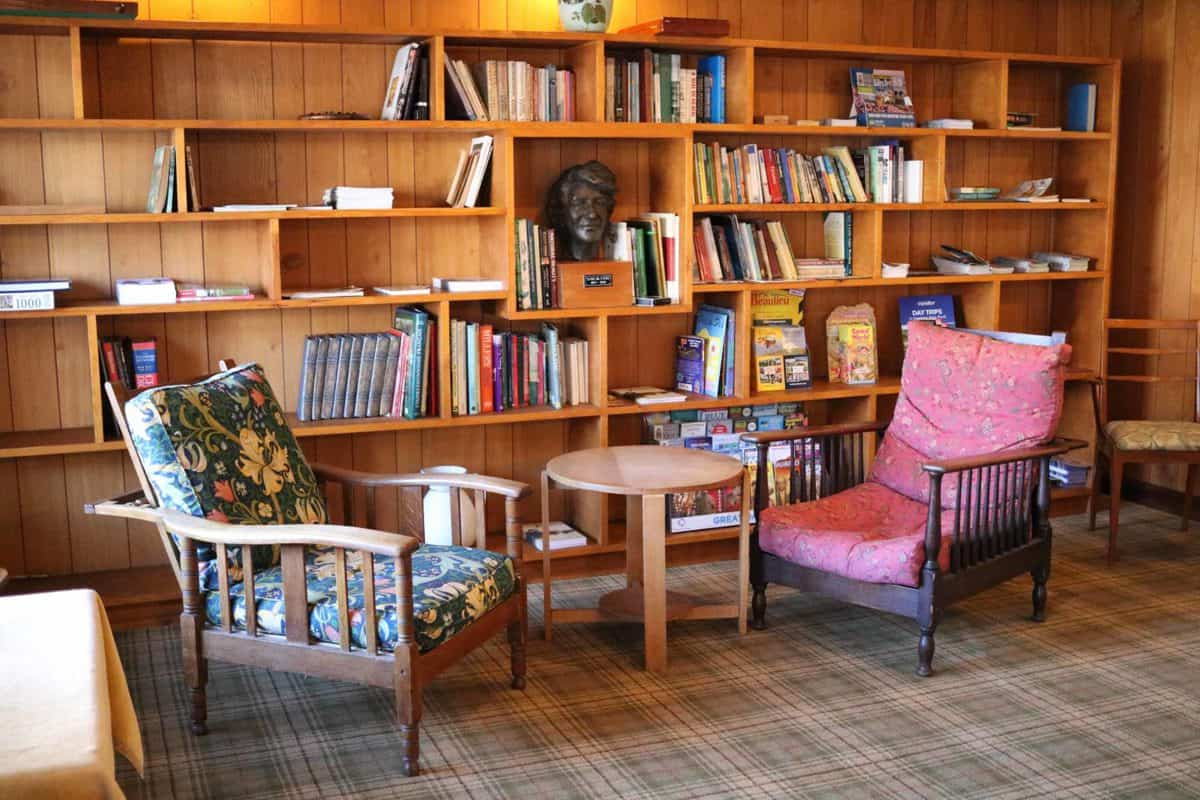 A Family Weekend at Knoll House Hotel Dorset - Library