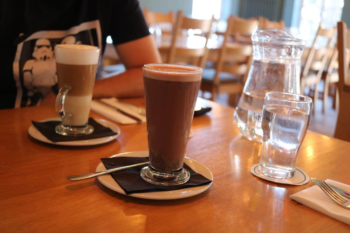 A Family Weekend at Knoll House Hotel Dorset - Bistro Drinks