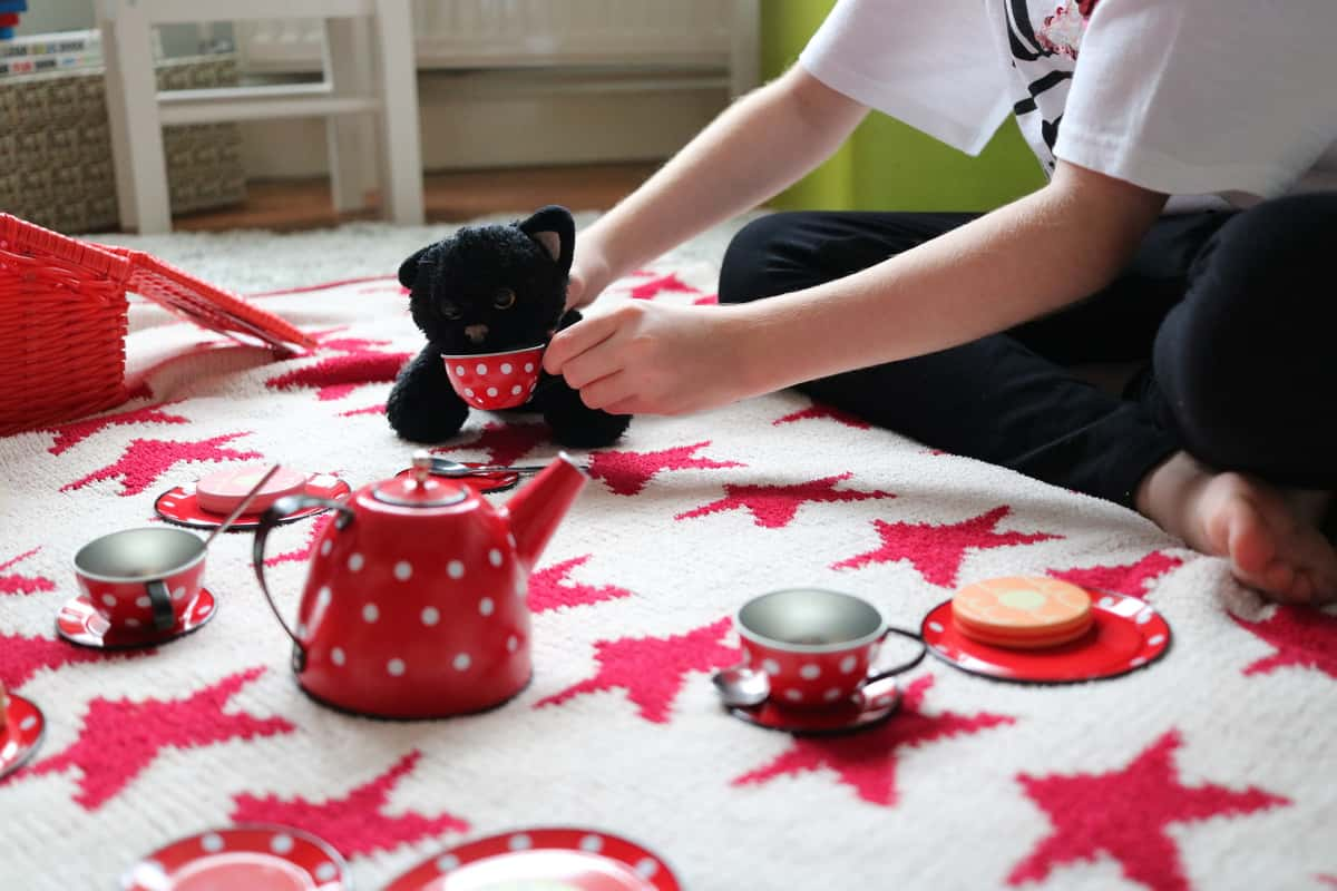 Ten Fun Things To Do After School - tea set